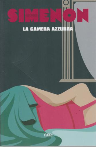 I Capolavori Di Simenon  -  La Camera Azzurra - n. 4 - settimanale -