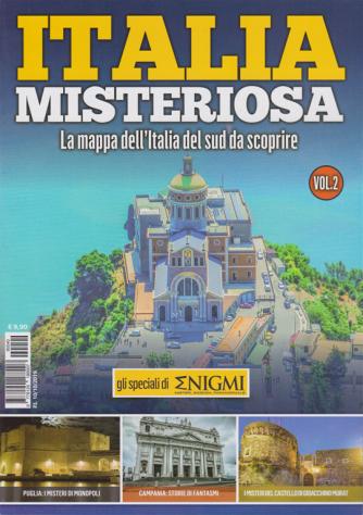 Enigmi - Italia misteriosa- n. 7 vol. 2 - 10/10/2019 - speciale