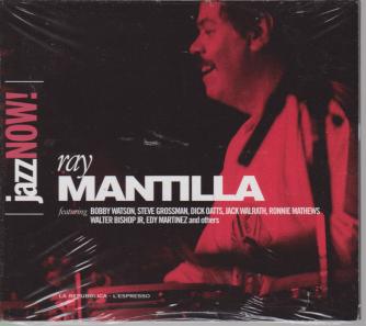 Jazz Now - Ray Mantilla - n. 18  - 12 febbraio 2019 - settimanale