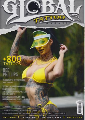 Global Tattoo magazine - n. 23 - 6/10/2019 -