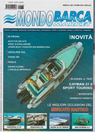 Mondo Barca Market -n. 238 - ottobre 2019 - mensile