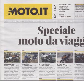 Moto.It - n. 147 - marzo 2019 - mensile