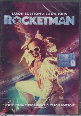 I dvd di Sorrisi collection n. 27 - Rocketman - novembre 2019 - 27/10/2019