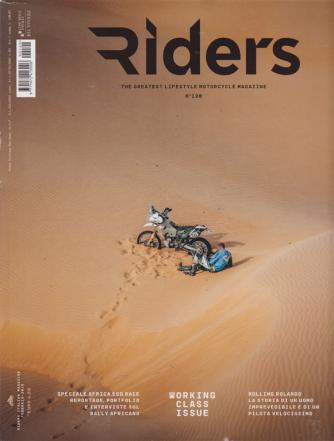 Riders - n. 120 - febbraio 2019 -
