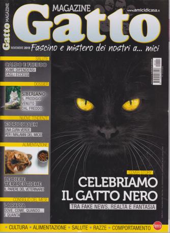 Gatto Magazine - n. 129 - novembre 2019 - mensile