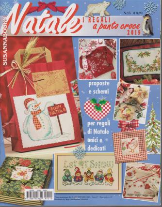 Natale a Punto Croce 2019 - Susanna Books N.15 - 26/10/2019 - bimestrale