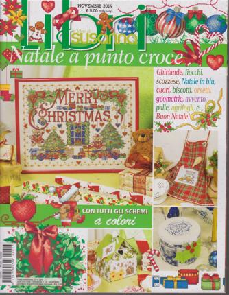 Libri Susanna - Natale A Punto Croce - n. 23 - novembre 2019 - trimestrale -