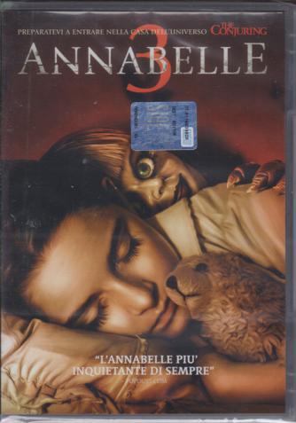 I Dvd Di Sorrisi Collaction 3 - Annabelle 3 - novembre 2019 -