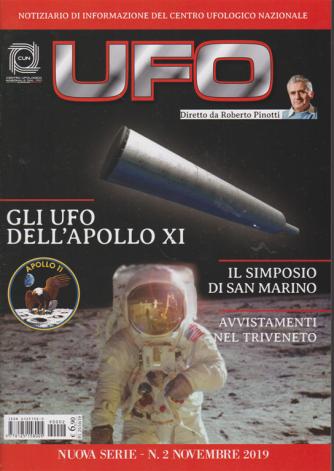 Ufo - n. 2 - novembre 2019 - nuova serie