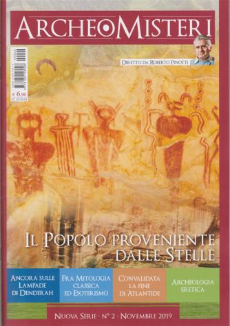 Archeomisteri -n. 2 - novembre 2019 - nuova serie-