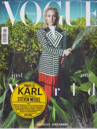 Vogue Italia - n. 823 - marzo 2019 - mensile