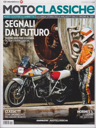 Motoclassiche - n.114 - novembre 2019 - mensile