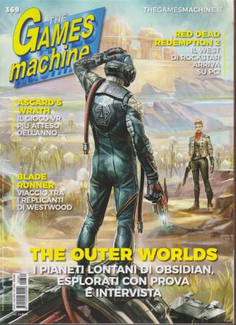 The Games Machine - n. 369 - mensile - 25/10/2019