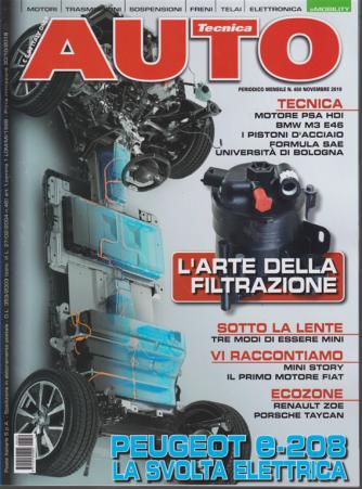 Auto Tecnica - n. 450 - mensile - novembre 2019