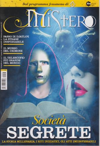 Rti Magazine - Mistero Magazine - n. 68 - 1° novembre 2019 - mensile