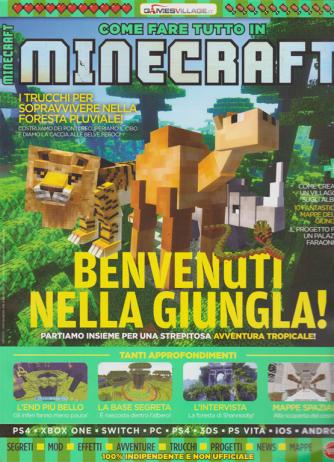 Come Fare Tutto In Minecraft - n. 20 - bimestrale - novembre - dicembre 2019