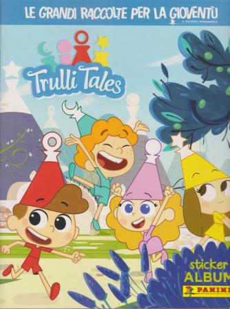 Trulli Tales Album sticker - n. 20/2019