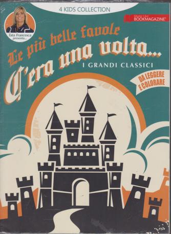 Le più belle favole - C'era una volta... i grandi classici  da leggere e colorare - n. 3 - 30/10/2019 -