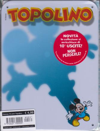 Topolino - 70 anni di Topolino pocket - n. 31 - 6 novembre 2019 - settimanale
