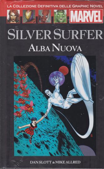 Silver Surfer - Alba Nuova - n. 32 - 2/11/2019 - quattordicinale - copertina rigida
