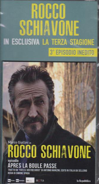 Rocco Schiavone - in esclusiva la terza stagione - 3° episodio inedito - Apres la boule passe - 6 novembre 2019 - settimanale
