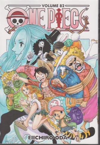 One Piece n. 82 - settimanale -