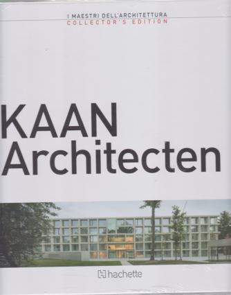 I maestri dell'architettura - Kaan Architecten - n. 23 - 1/11/2019 - quattordicinale -