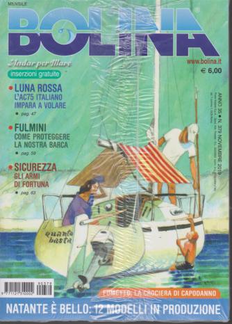 Bolina - n. 379 - novembre 2019 - mensile