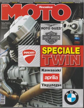 Super Moto Tecnica - n. 6 - bimestrale - novembre - dicembre 2019