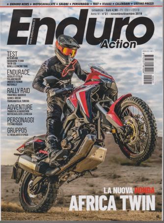Enduro Action - n. 21 - bimestrale - novembre - dicembre 2019