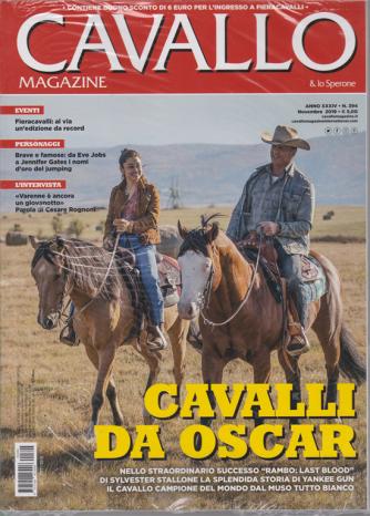 Cavallo Magazine - & Lo Sperone + Cavallo junior - n. 394 - novembre 2019 - mensile - 2 riviste