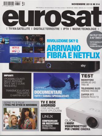 Eurosat - n. 314 - novembre 2019 - mensile