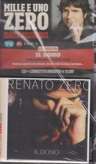 Cd Musicali Di Sorrisi - Mille e uno Zero - n. 11 - Il dono - cd + libretto - Versione rimasterizzata