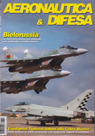 Aeronautica &  Difesa - n. 397 - novembre 2019 - mensile