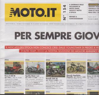 Moto.It - n. 154 - novembre 2019 - mensile