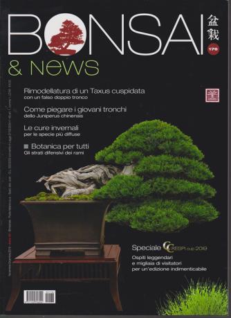 Bonsai & News - n. 176 - novembre - dicembre 2019 - bimestrale