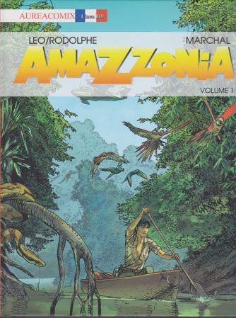 Aureacomix Linea Bd - Amazzonia 1 - n. 48 - mensile - 5 novembre 2019