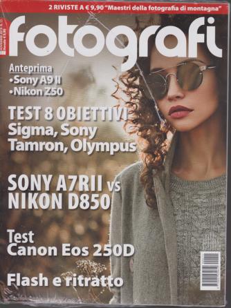 Tutti Fotografi + Progresso fotografico - n. 11 - novembre 2019 - mensile - 2 riviste