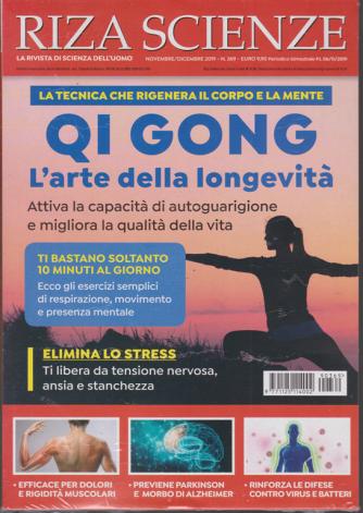 Riza Scienze - Qi Gong - n. 369 - novembre - dicembre 2019 - bimestrale