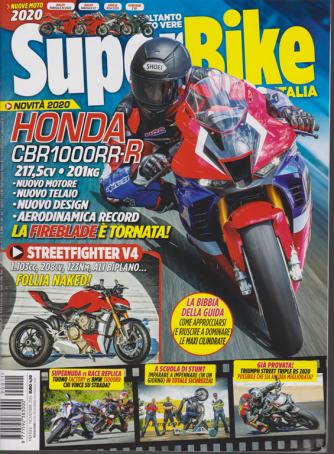Superbike Italia - n. 11 - mensile - novembre 2019 -