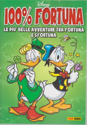 100%Disney - Fortuna - n. 11 - bimestrale - 5 novembre 2019 -