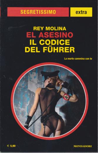 Segretissimo Extra El asesino - Il codice del Fuhrer - n. 13 - novembre - dicembre 2019 -
