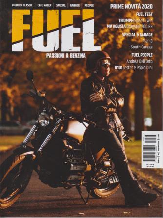 Fuel Magazine - Prime Novita 2020 - n. 4 - mensile - novembre 2019