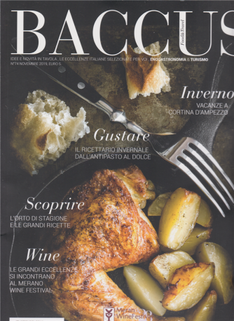 Baccus - n. 74 - novembre 2019 - bimestrale