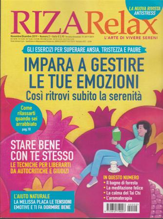 Riza Relax - n. 2 - novembre - dicembre 2019 - bimestrale