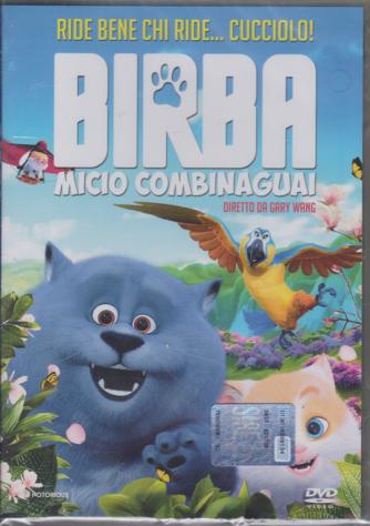 I Dvd Di Sorrisi Collaction 2 - Birba Micio Combinaguai - n. 14 - novembre 2019 - settimanale