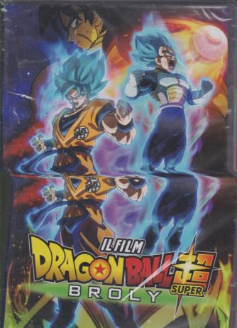 I Dvd Kids Di Sorrisi- Dragon Ball Super Broly - n. 22 - settimanale - 5/11/2019