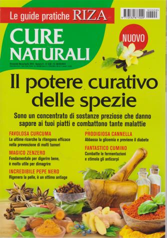 Le Guide Pratiche Riza - Cure naturali - n. 9 - bimestrale - marzo - aprile 2019 - Il potere curativo delle spezie