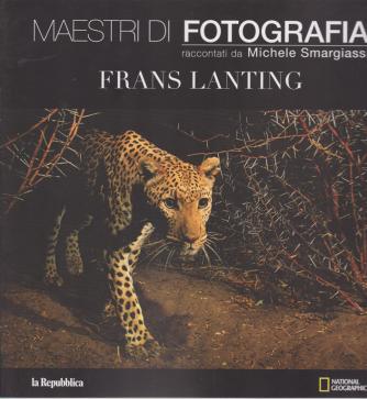 Maestri  di fotografia raccontati da Michele Smargiassi - Frans Lanting - n. 14