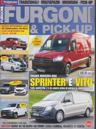 Furgoni Magazine - & pick-up - n. 40 - bimestrale - novembre - dicembre 2019 -